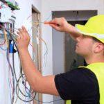 Меняем проводку услуги электрика